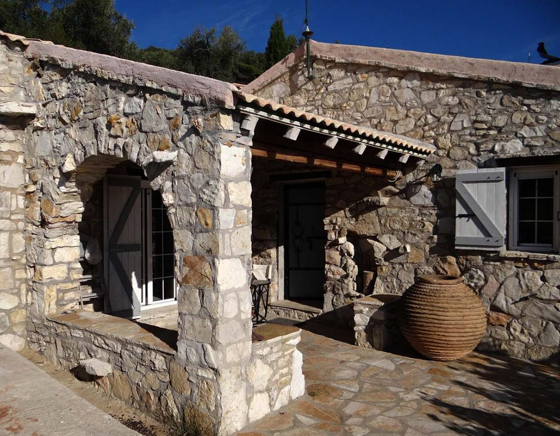 Corfu House Constructions Works