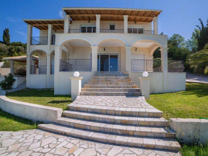 Corfu Villa Constructions Works