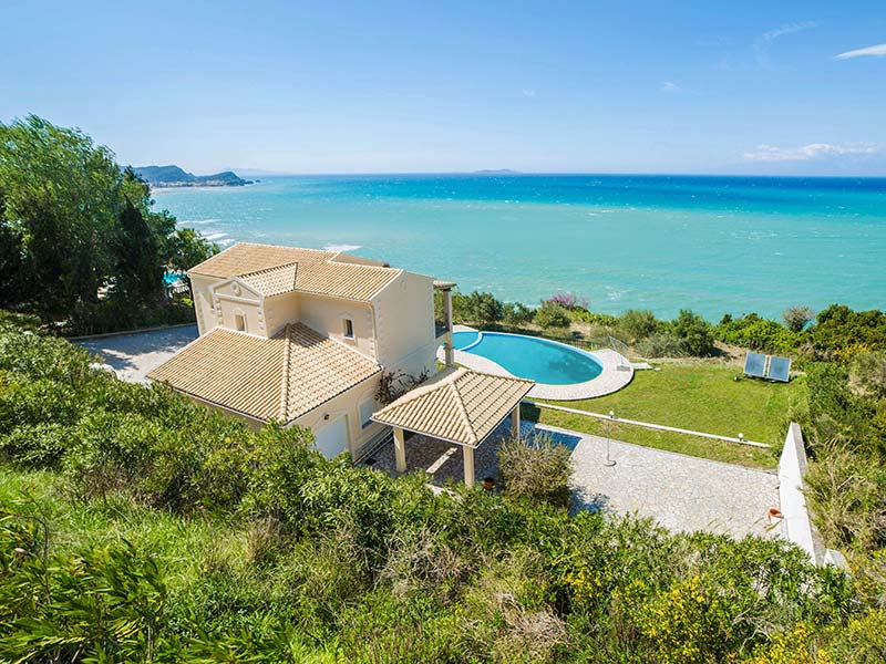 Corfu Villa Construction