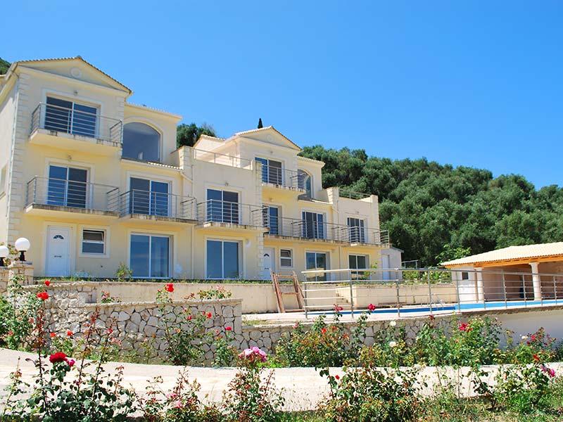 Corfu Villa Construction